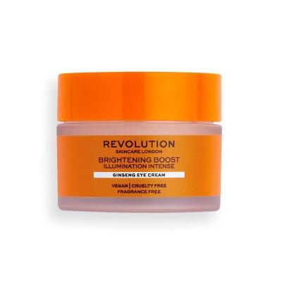 Revolution Beauty Skincare Brightening Ginseng Eye Cream Brightening Boost 15ml