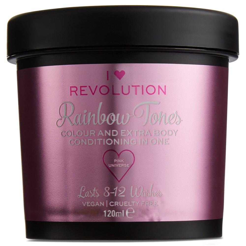 I Heart Revolution Rainbow Tones Pink Universe