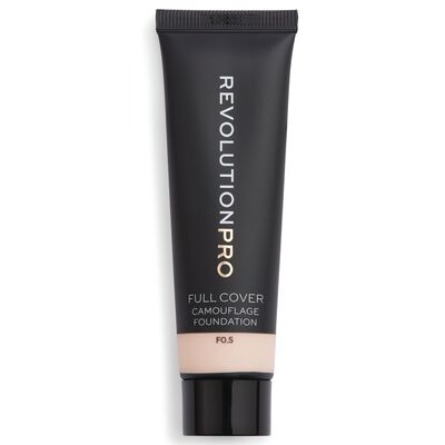 Full Cover Camouflage Foundation - F0.5