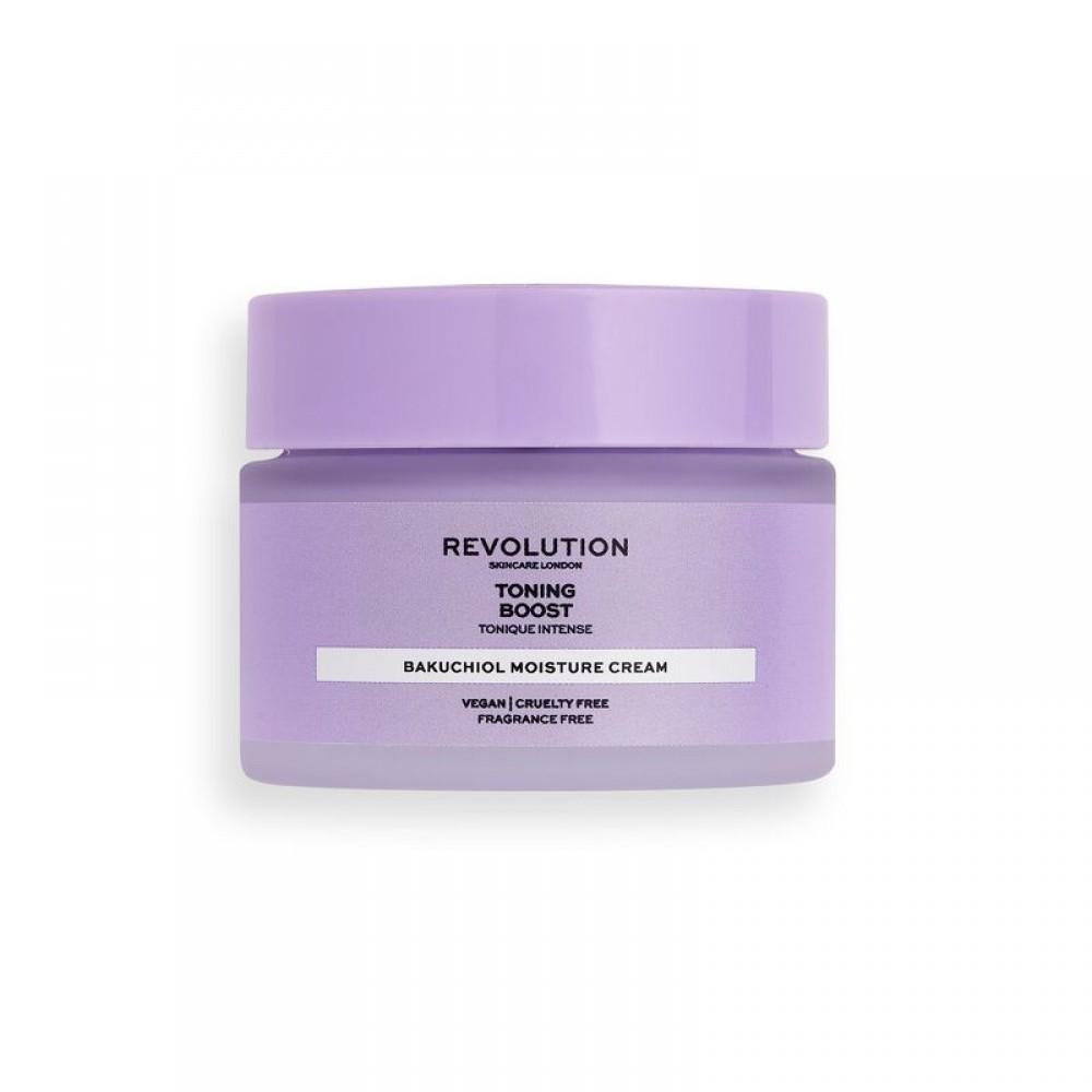 Toning Boost Bakuchiol Moisture Cream
