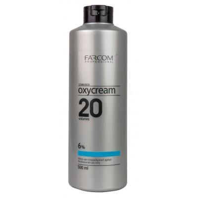 Farcom Oxycream 20 Volume 6% 500ml