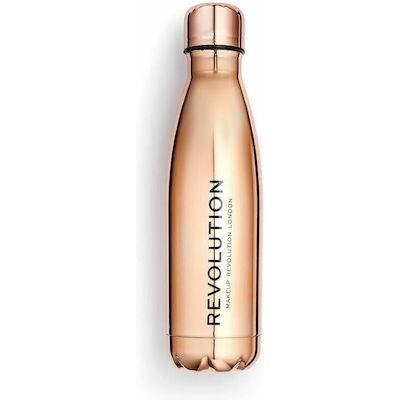 Water Bottle Rose Gold Finish