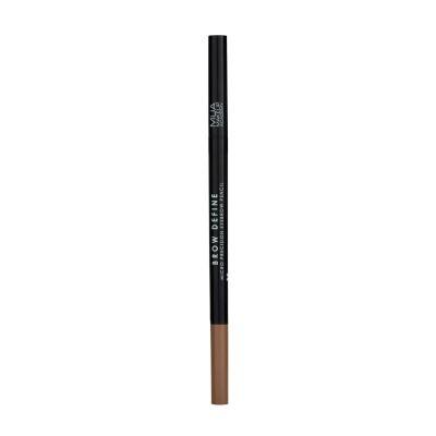Mua Makeup Academy Brow Define Micro Eyebrow Pencil Light Brown