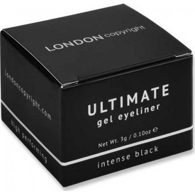 London Copyright Ultimate Gel Eyeliner Intense Black
