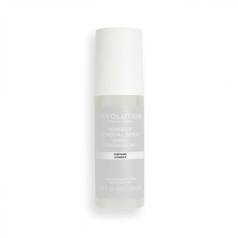 Revolution Skincare Refreshing Water Makeup Remover Spray 100ml