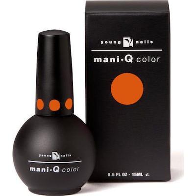 Young Nails Mani Q Color Orange 101 Gloss 15ml